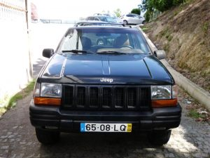 Jeep Grand Cherokee Licitação 1050 euros 4