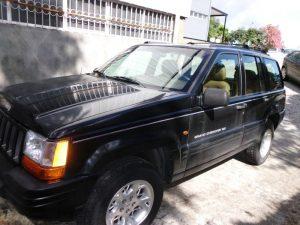 Jeep Grand Cherokee Licitação 1050 euros 3