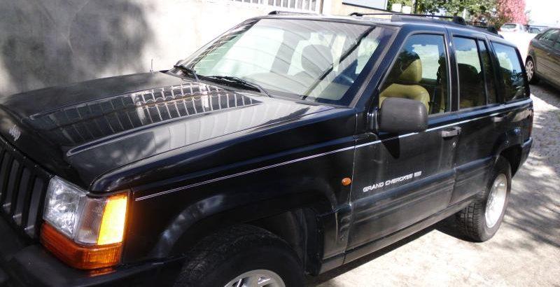 Jeep Grand Cherokee Licitação 1050 euros 10