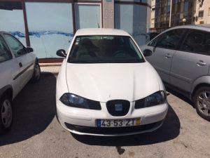 Seat Ibiza Gasóleo 2005 Licitação 1750 euros 2