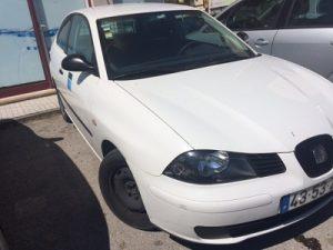 Seat Ibiza Gasóleo 2005 Licitação 1750 euros 3