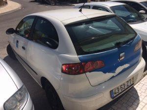 Seat Ibiza Gasóleo 2005 Licitação 1750 euros 10
