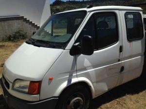 Ford Transit cabine dupla Licitação 210 euros 12