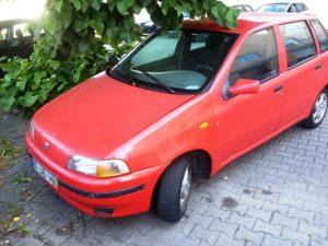 Fiat Punto Licitação à melhor oferta 2