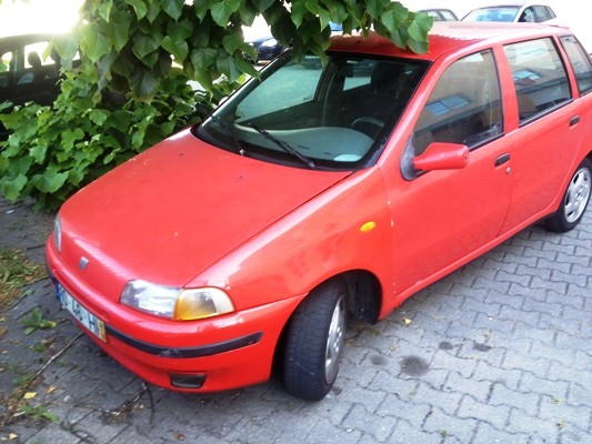Fiat Punto Licitação à melhor oferta 1