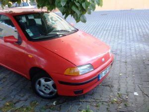 Fiat Punto Licitação à melhor oferta 3