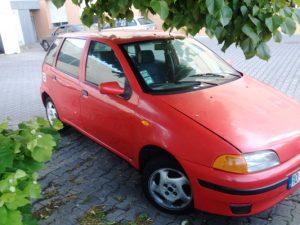 Fiat Punto Licitação à melhor oferta 4