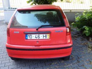 Fiat Punto Licitação à melhor oferta 10