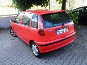 Fiat Punto Licitação à melhor oferta 9