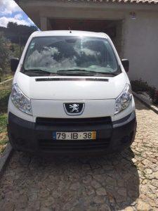 Peugeot Expert Gasóleo de 2009 Penhorado Licitação 2954 euros 2