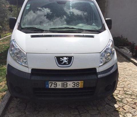 Peugeot Expert Gasóleo de 2009 Penhorado Licitação 2954 euros 1
