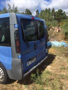 Renault Trafic 9 lugares Licitação 1165 euros 3