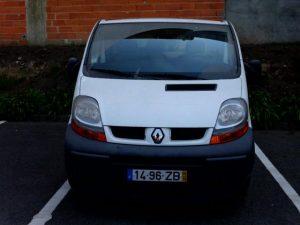 Renault Trafic de 2004 Licitação 2450 euros 2