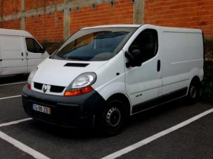 Renault Trafic de 2004 Licitação 2450 euros 4