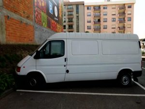Ford Transit Gasóleo Licitação 630 euros 4