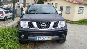 Nissan Navara 2007 Licitação 5600 euros 2