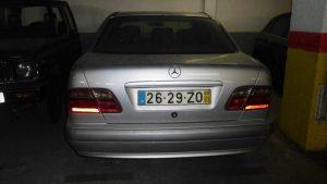 Mercedes E 200 CDI Gasóleo Licitação 2800 euros 3