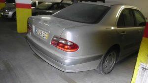 Mercedes E 200 CDI Gasóleo Licitação 2800 euros 2