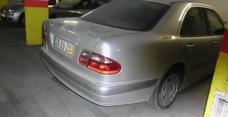 Mercedes E 200 CDI Gasóleo Licitação 2800 euros 1