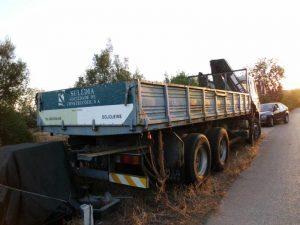 Camião DAF FAS 2503 Licitação 3500 euros 5