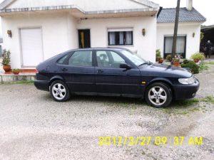 Saab 93 Licitação 700 euros 2