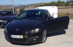 Volkswagen Scirocco Penhorado gasóleo de 2012 Licitação 11200 5