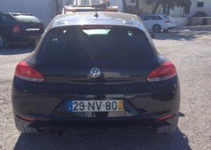 Volkswagen Scirocco Penhorado gasóleo de 2012 Licitação 11200 3