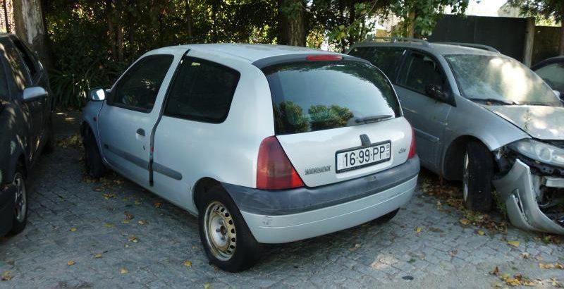 Renault Clio Gasóleo Licitação melhor OFERTA 1