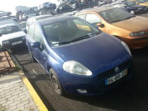 Fiat Punto 1.2cc de 2006 Penhorado Licitação à melhor OFERTA 5