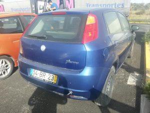 Fiat Punto 1.2cc de 2006 Penhorado Licitação à melhor OFERTA 4