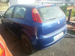Fiat Punto 1.2cc de 2006 Penhorado Licitação à melhor OFERTA 2