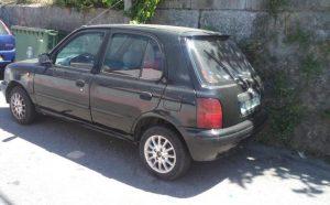Nissan Micra Licitação 200 euros 2