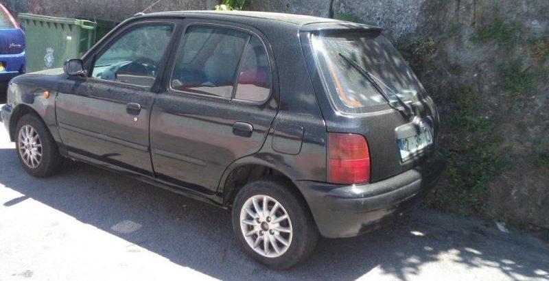 Nissan Micra Licitação 200 euros 1
