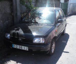 Nissan Micra Licitação 200 euros 3