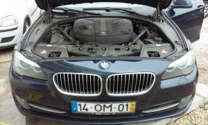 Bmw 520 de 2010 Licitação 13000 Euros 5
