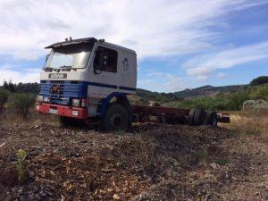 Scania 7790cc Penhorado Base de Licitação 100 euros 2