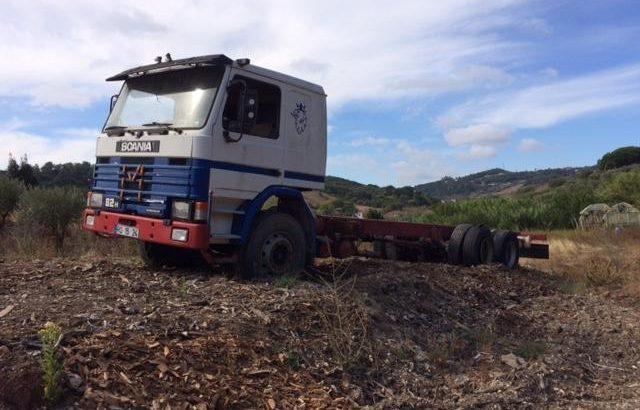 Scania 7790cc Penhorado Base de Licitação 100 euros 1