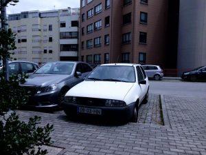 Ford Fiesta Gasóleo Licitação 525 euros 2