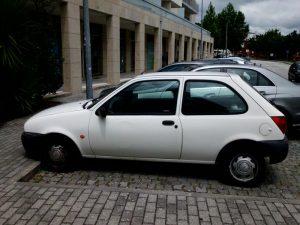 Ford Fiesta Gasóleo Licitação 525 euros 3