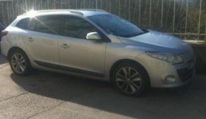Renault Megane de 2010 Licitação 3380 euros 2