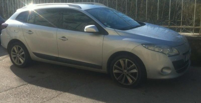 Renault Megane de 2010 Licitação 3380 euros 5
