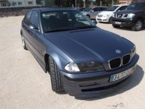 BMW 320 Licitação 2152 euros 2