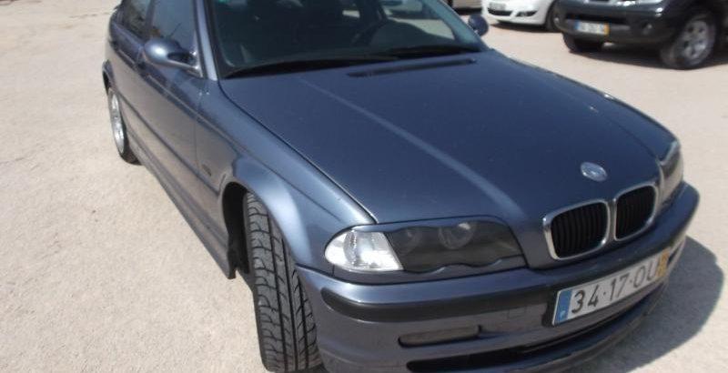 BMW 320 Licitação 2152 euros 123