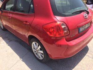 Toyota Auris Gasóleo Licitação 4858 euros 3