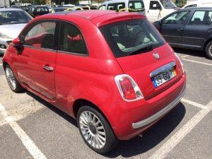 Fiat 500 de 2008 licitação 3444 euros 6