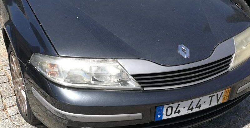Renault Laguna Penhorado Licitação 1291 euros 1