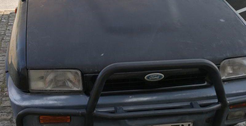 Ford Maverick a gasóleo Penhorado Licite por 430 euros 1