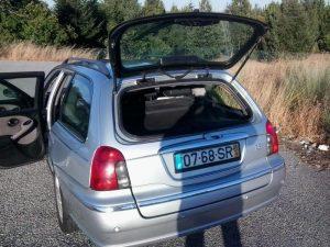 Rover Gasóleo Penhorado Licitação 1254 euros 5