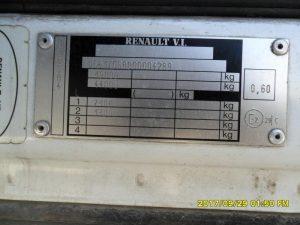 Renault 12.130CC de 2008 Penhorado Licite por 4841 euros 4