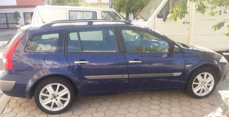 Renault Megane Gasóleo Penhorado Licitação 2800 euros 1